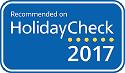 Certificado de Holiday Check